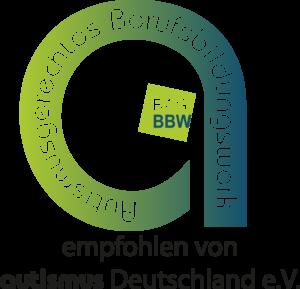 """Das bbw Südhessen ist mit dem Gütesiegel Autismus vom Fachverband """"Autismus Deutschland"""" ausgezeichnet"""