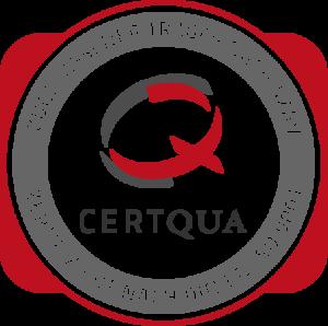 Zertifiziert mit dem CERTQUA Gütesiegel nach ISO Norm