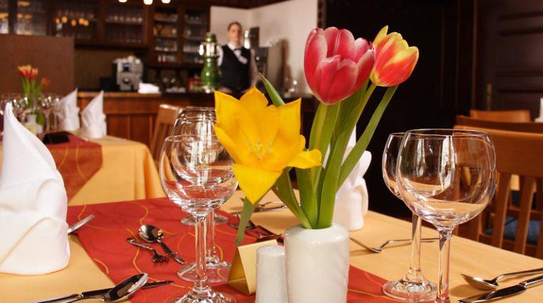 Tageskarte Deutsches Haus in Butzbach Ausbildungsrestaurant bbw Südhessen