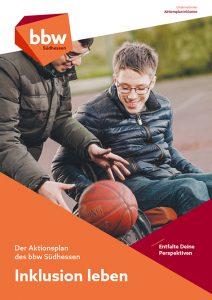 Titel Broschüre Aktionsplan Inklusive