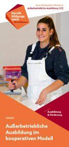 Fleyer Außerbetriebliche Ausbildung - kooperatives Modell Vollzeit - Geschäftsstelle Offenbach - bbw Südhessen