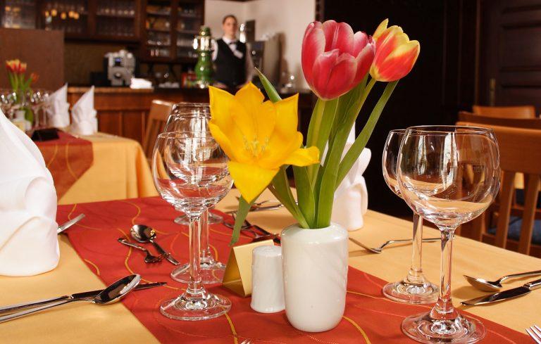 Mittagstisch Deutsches Haus Ausbildungsrestaurant bbw Südhessen