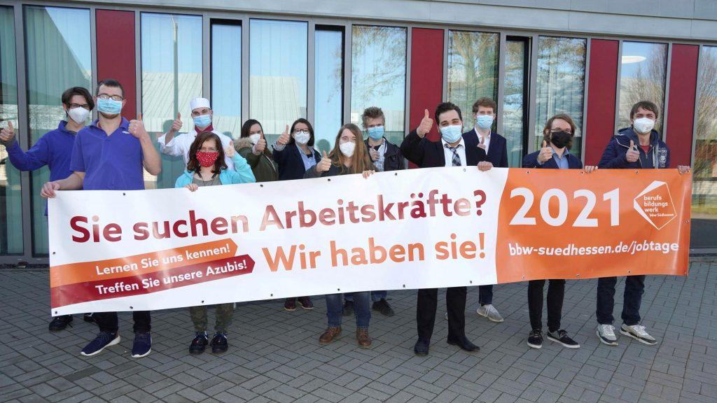 digitale Jobtage 2021 im bbw Südhessen