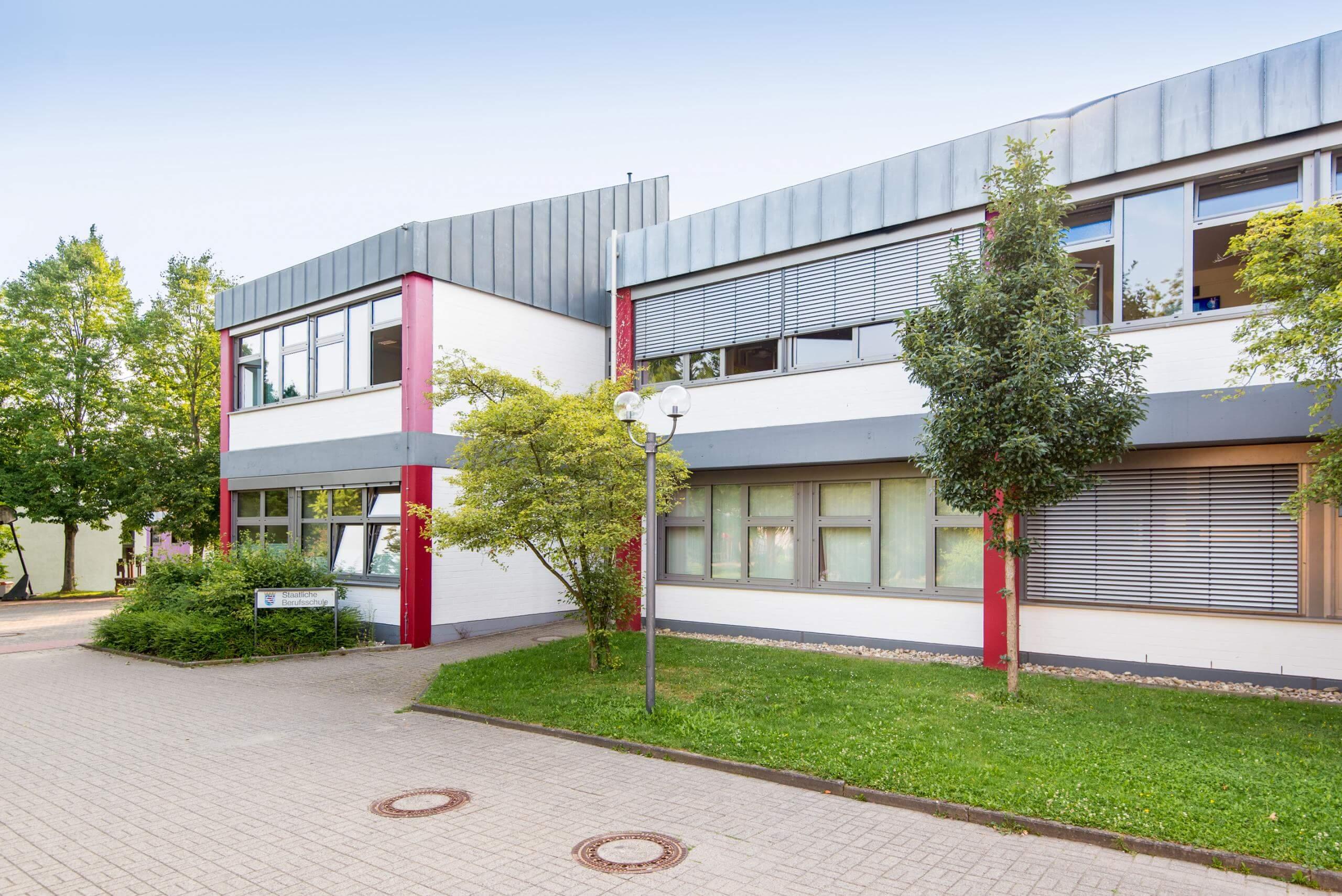 staatliche Berufsschule des bbw Südhessen