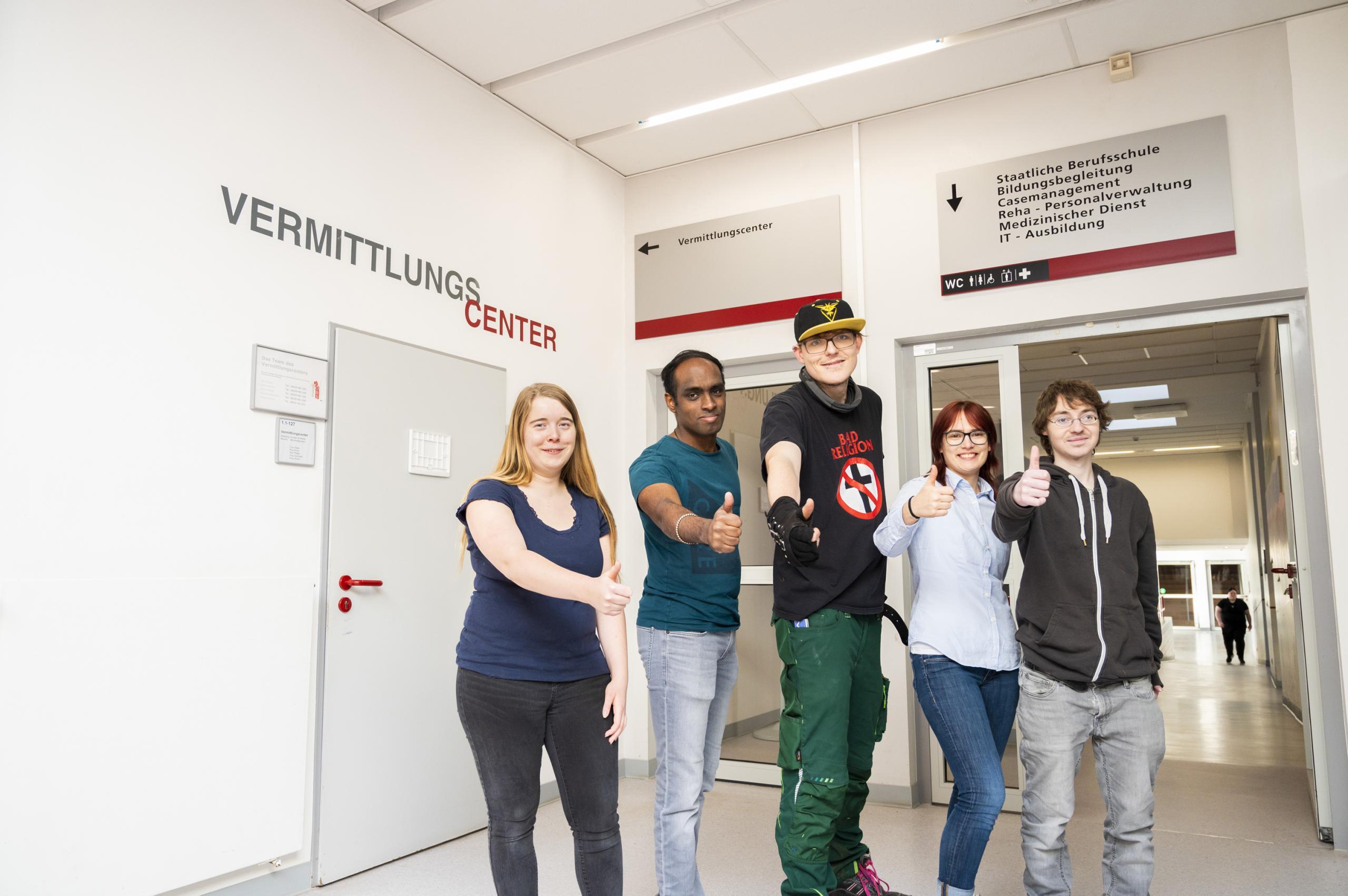 Vermittlungscenter des bbw Südhessen - Vermittlung Fachkräfte für Unternehmen