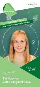 Broschüre Kinder- und Jugendhilfe Wohngruppen im bbw Südhessen