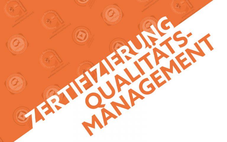Zertifizierung und Qualitätsmanagement im bbw Südhessen